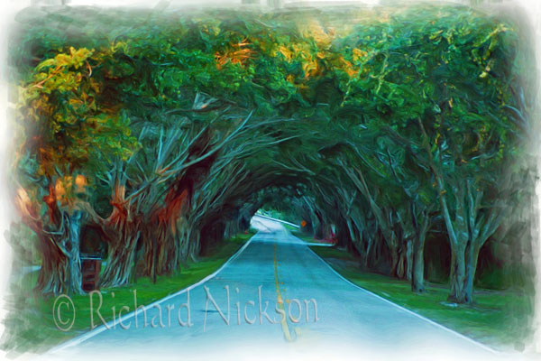 Bridge Road Painting